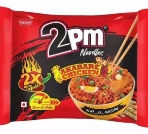 2PM AAKABARE CHICKEN NOODLES - 100 GM